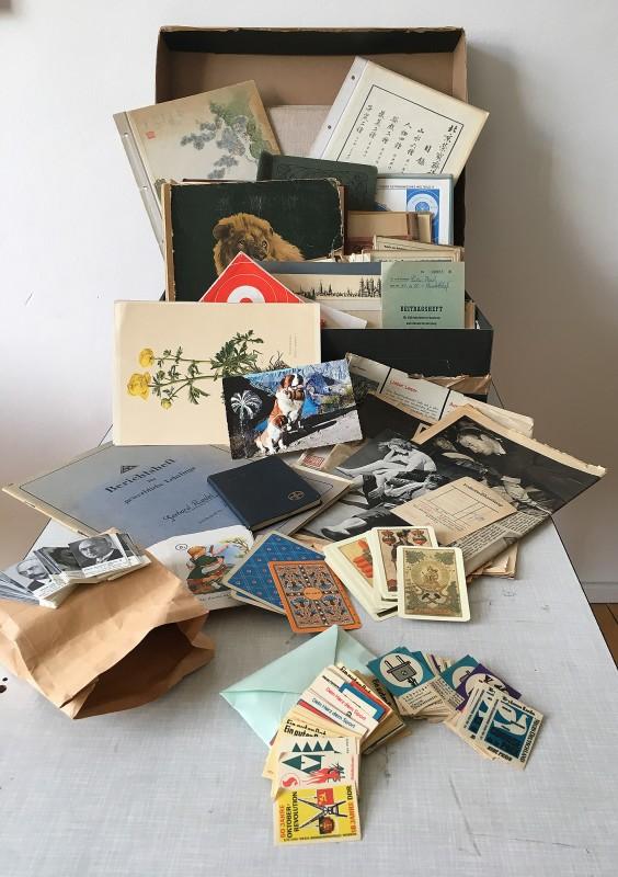 Ein volles Paket von derTauschlade / A full package from dieTauschlade