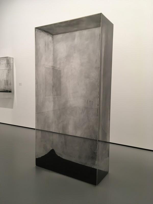 Erich Reusch - Detail der Dreiteiligen Plastik - 1969 - im MuT Bochum
