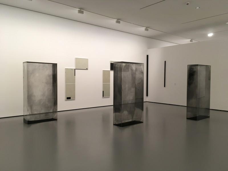Erich Reusch - Dreiteilige Plastik  -1969 im MuT 2018