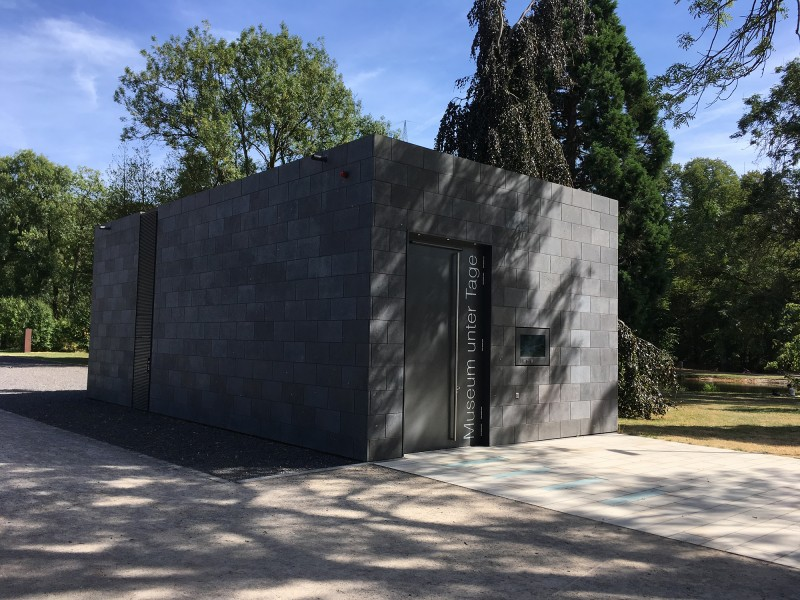 Museum unter Tage  -MuT - der Kunstsammling der Ruhr-Universitaet Bochum