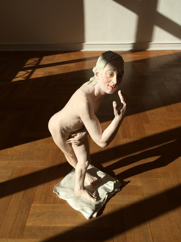 Pia Stadtbaeumer - All Around Me - Lars - 2008 - 2009 at Museum Morsbroich - Leverkusen - Der flexible Plan 2018