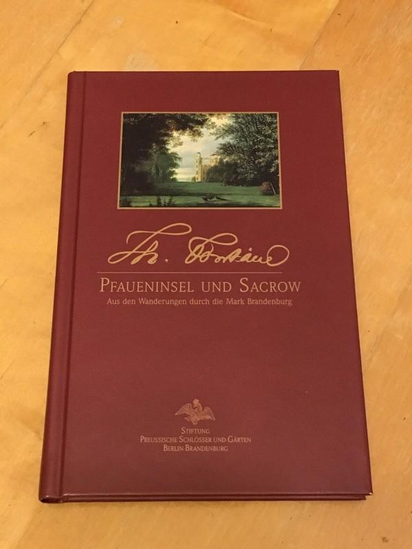 Incoming von Waldemar Strempler - Theodor Fontane Die Pfaueninsel und Sacrow