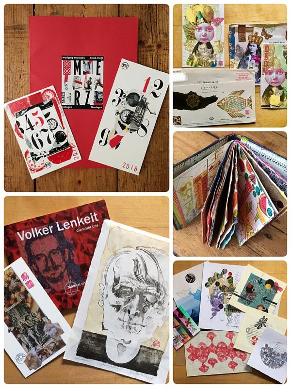Katalog Tausch 2. Runde / 2. round catalog trading