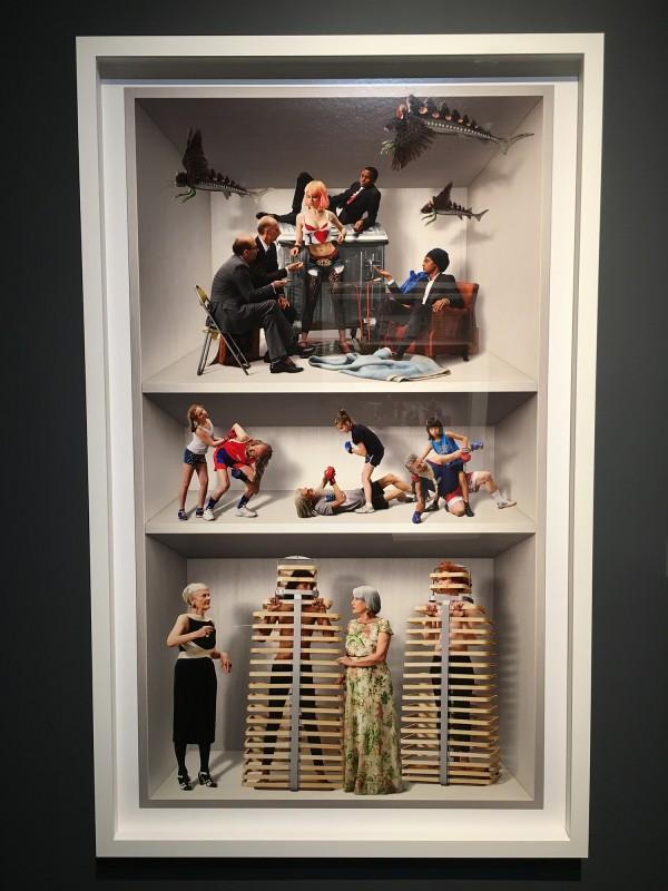 AES+F - Inverso Mundus -Stillage No 1 2017 - at SCAD Museum of ART Savannah 2019