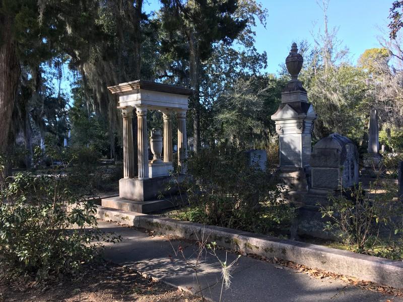 Bonaventure Cemetery Savannah GA USA