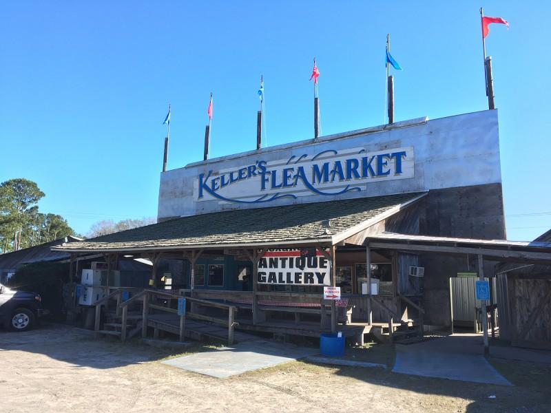 Kellers Flohmarkt / Keller´s Flea Market