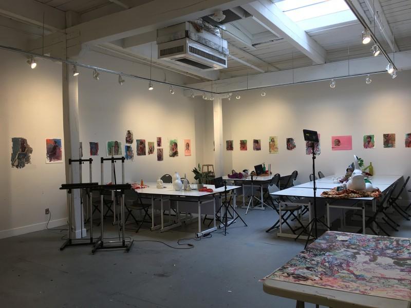 SCAD Alexander Hall Studio Gregory Eltringham