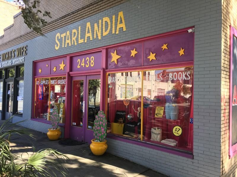 Starlandia Künstlerbedarf / Starlandia Art Supplies