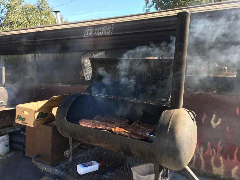 Tricks Barbecue