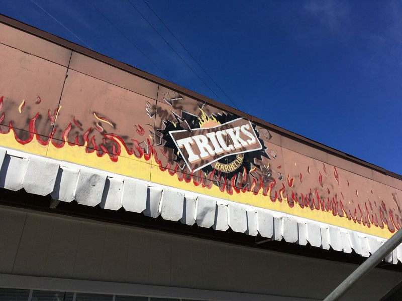 Tricks Grill - Tricks Barbecue
