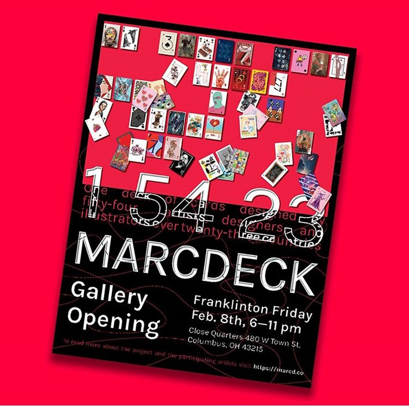 EXHIBITION MARCDECK