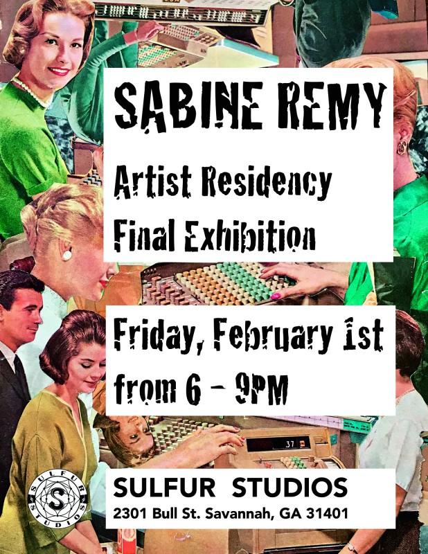 Sulfur Studios Sabine Remy