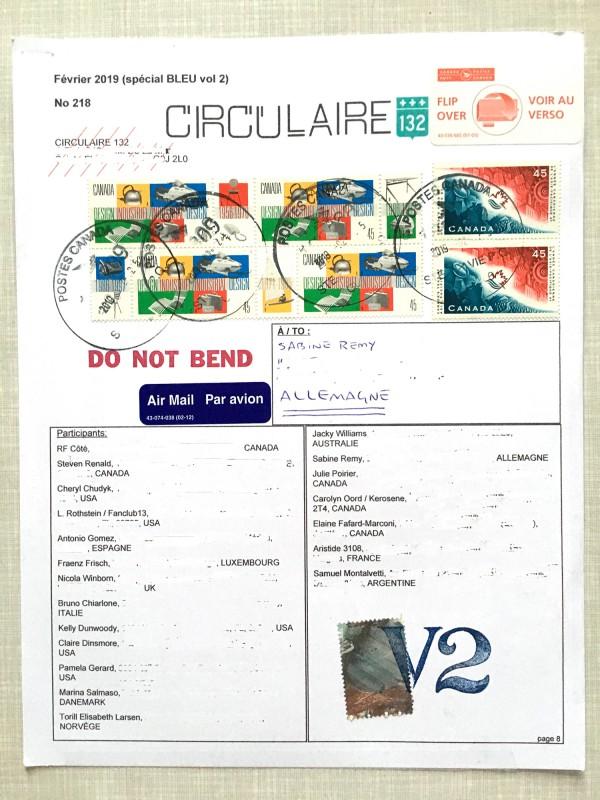 Circulaire 02 2019 Special BLUE VOL2 Seite 8