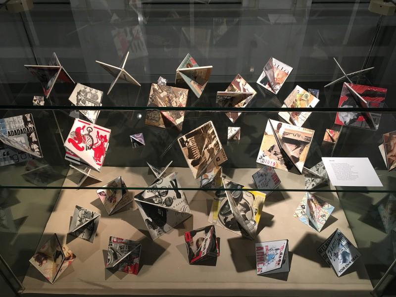 PAPA MAMA DADA - Neue Sächsische Galerie Chemnitz - Dada Würfel Projekt von Frank Voigt