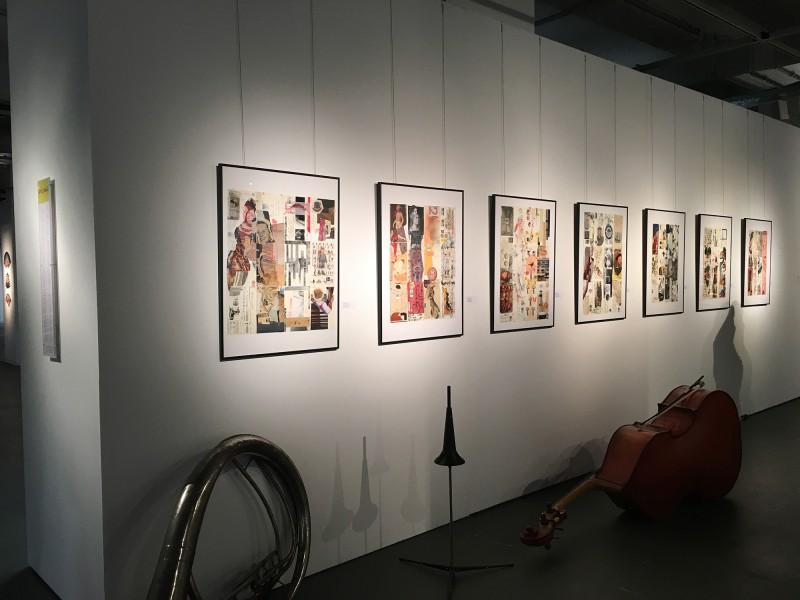 PAPA MAMA DADA - Neue Sächsische Galerie Chemnitz - Instrumente für die Dada Performance