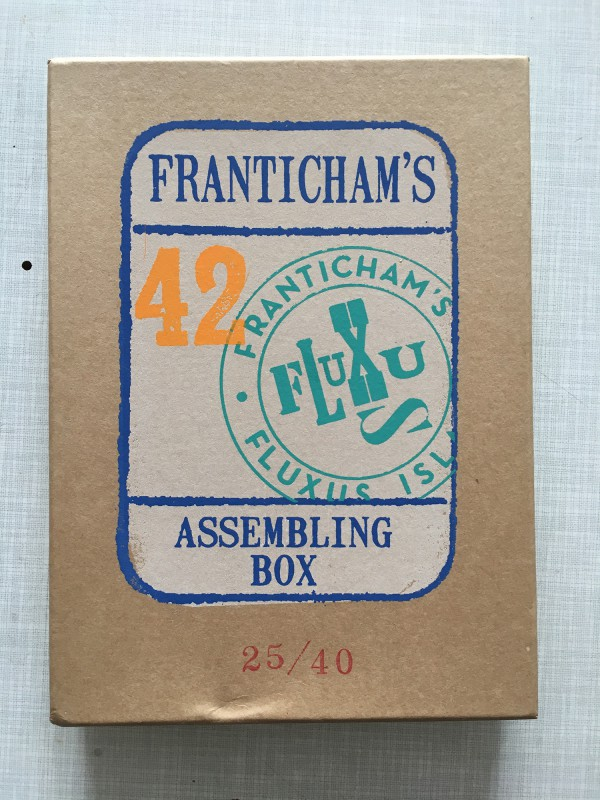 Frantichams Assembling Box No 42 - Cover