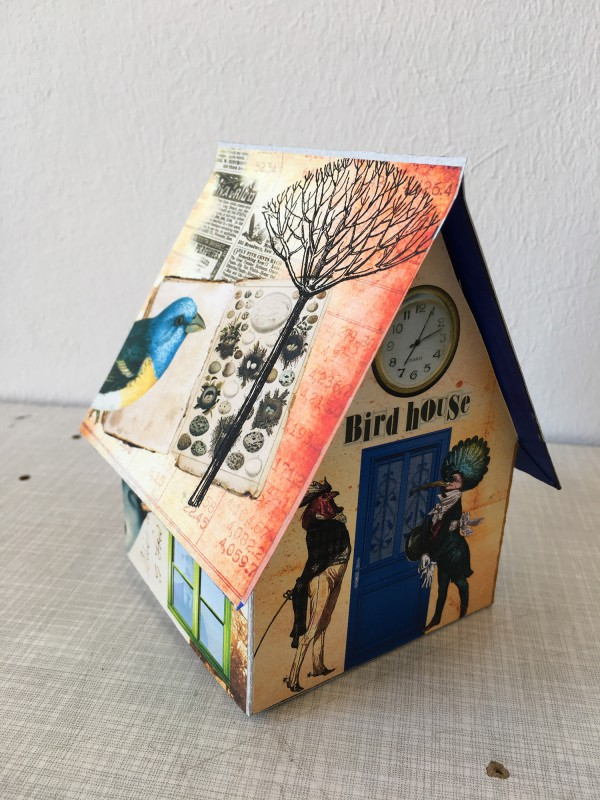 Incoming Mail Art April 2019 Terry Garrett - 4