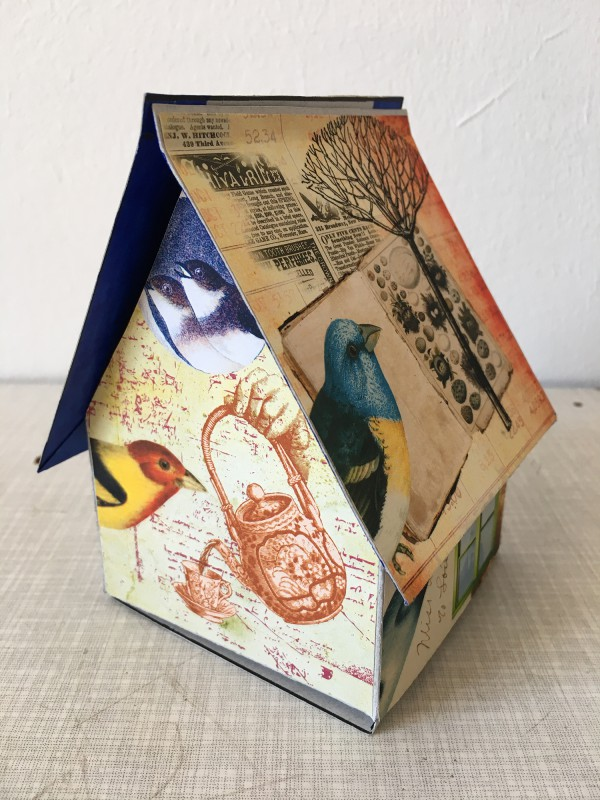 Incoming Mail Art April 2019 Terry Garrett - 5