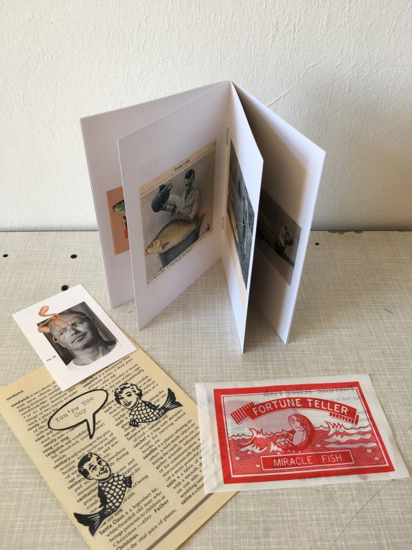 Incoming Mail Art from Gina Ulgen April 2019 - 7