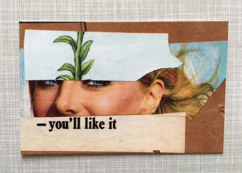 Incoming Mail Art from Ria Bauwens aka Frips aka necessityofnonsense - 7