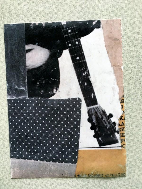 Incoming Mail Art from Ria Bauwens aka Frips aka necessityofnonsense - 4