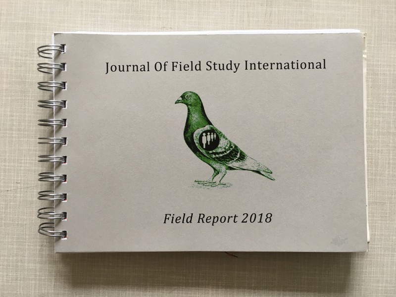 Journal of Field Study International - Field Report 2018 - 1