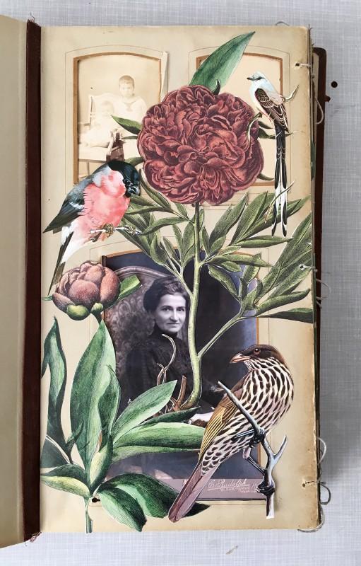 Viktoriansches Fotoalbum - 1