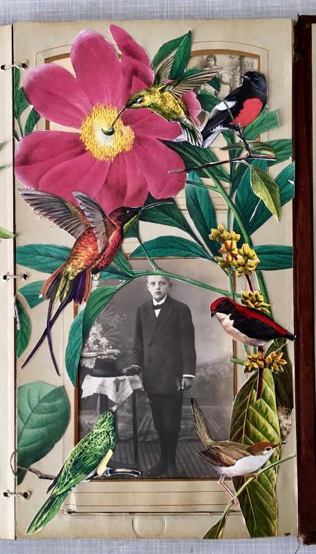 Viktoriansches Fotoalbum - 10