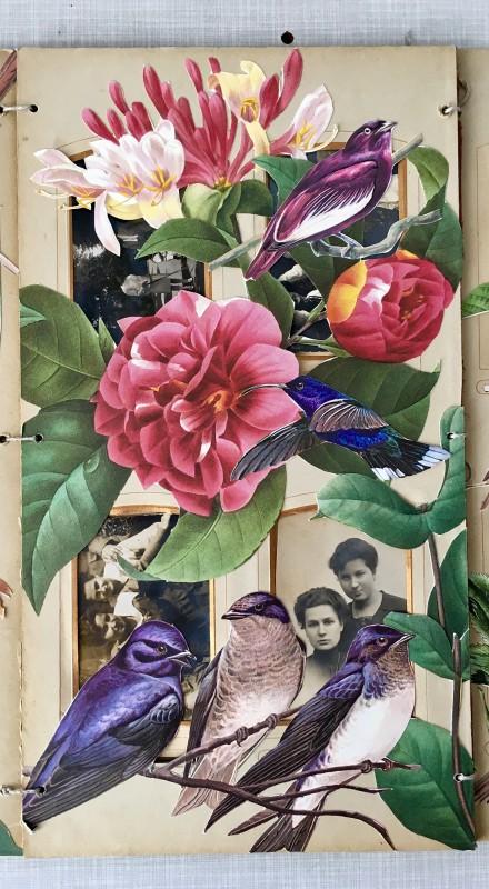 Viktoriansches Fotoalbum - 3
