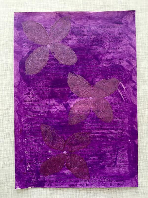 Attic Zine No4 - Purple - Essexdebs
