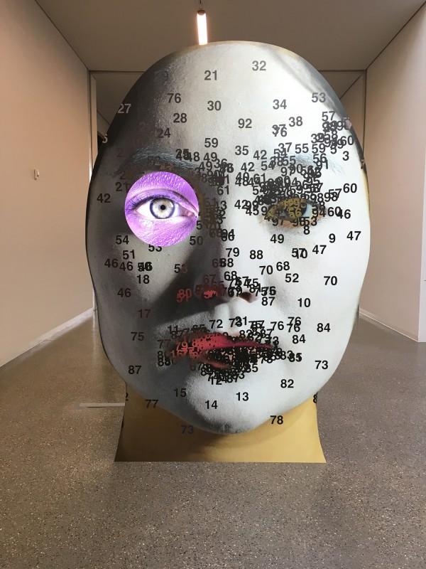 Museum Folkwang - Der montierte Mensch - Tony Oursler -  +Pr*be 2016