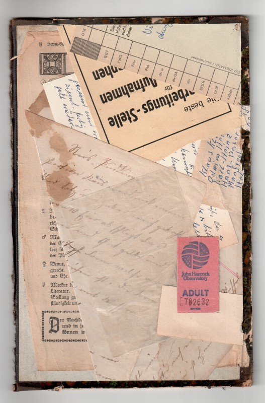 Homage to Kurt Schwitters - Adult