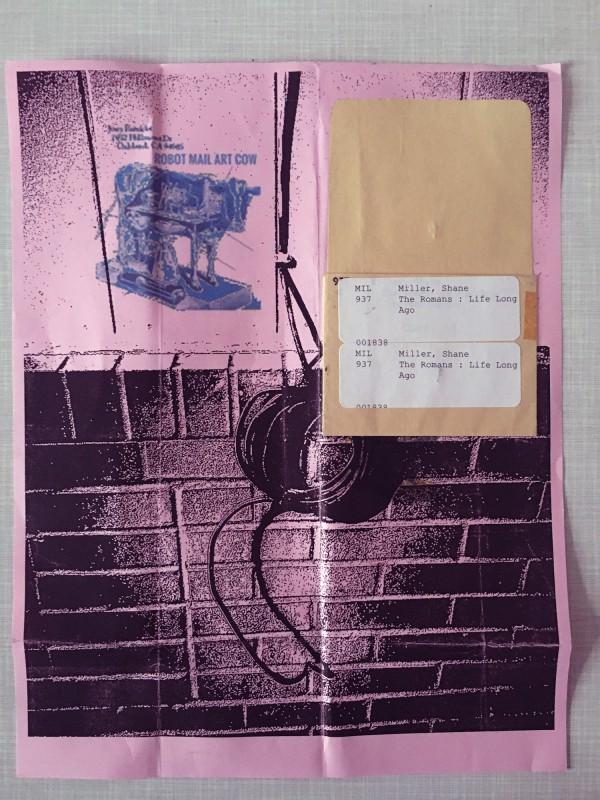2020 Januar - Mail Art von Joey Patrickt - 7