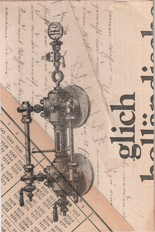 Mind Machines for Mail Art - 3