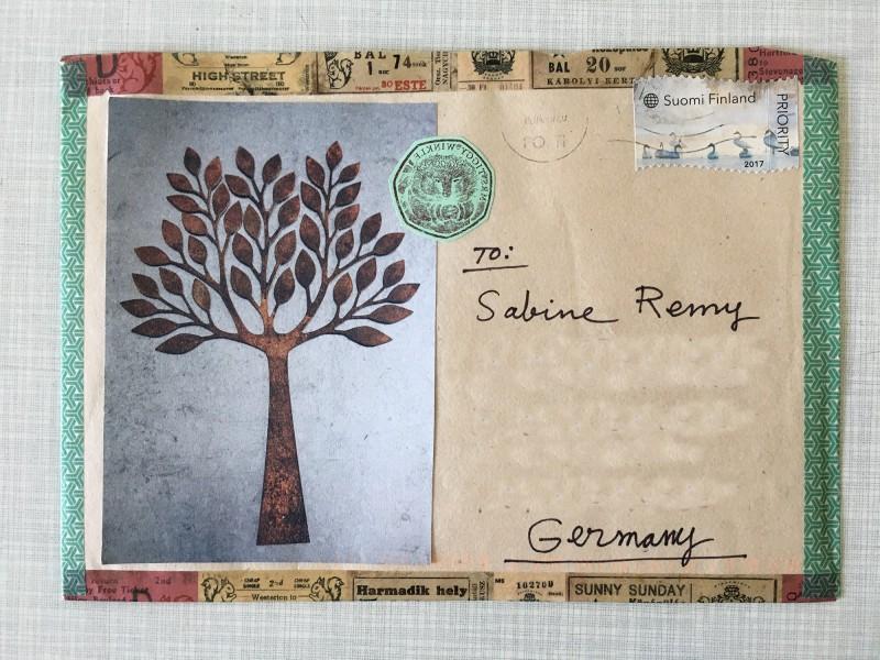 April 2020 Umschlag Carina Granlund