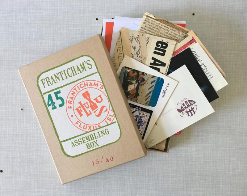 Franticham´s Assembling Box 45