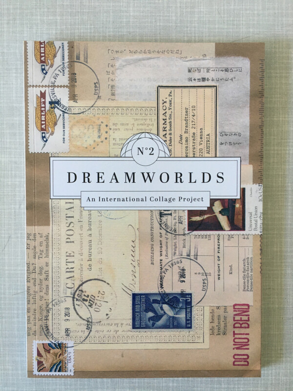 MAAV - Mail Art Archive Vienna - No2 - Dreamworlds
