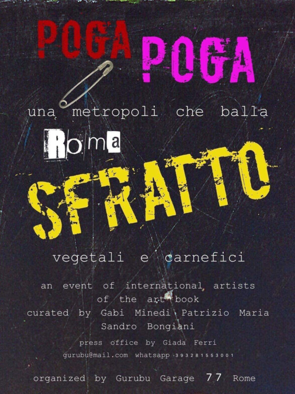 Poga Poga Biennale of Book Art