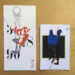 Incoming Mail Art from Frank Voigt and Carrie Helser June 2020 thumbnail