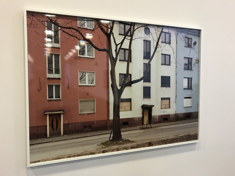 Laurenz Berges - 4100 Duisburg Das letzte Jahrhundert - Bruckhausen III - 2014 - Josef Albers Museum Quadrat Bottrop