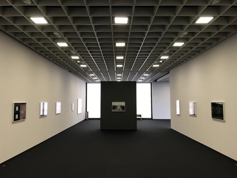 Laurenz Berges - 4100 Duisburg Das letzte Jahrhundert - Josef Albers Museum Quadrat Bottrop- 3