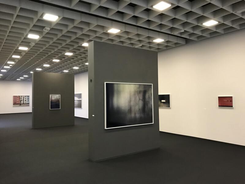 Laurenz Berges - 4100 Duisburg Das letzte Jahrhundert - Josef Albers Museum Quadrat Bottrop- 4