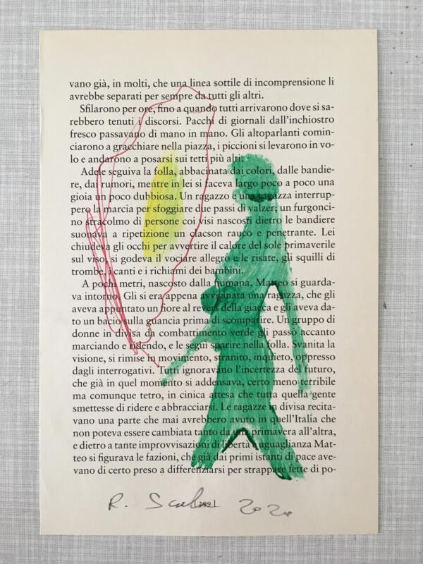 Stampzine 29 - Roberto Scala Italy