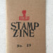 Stampzine 29 - cover thumbnail