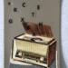 Linoleum Postkarte - 3 BV thumbnail