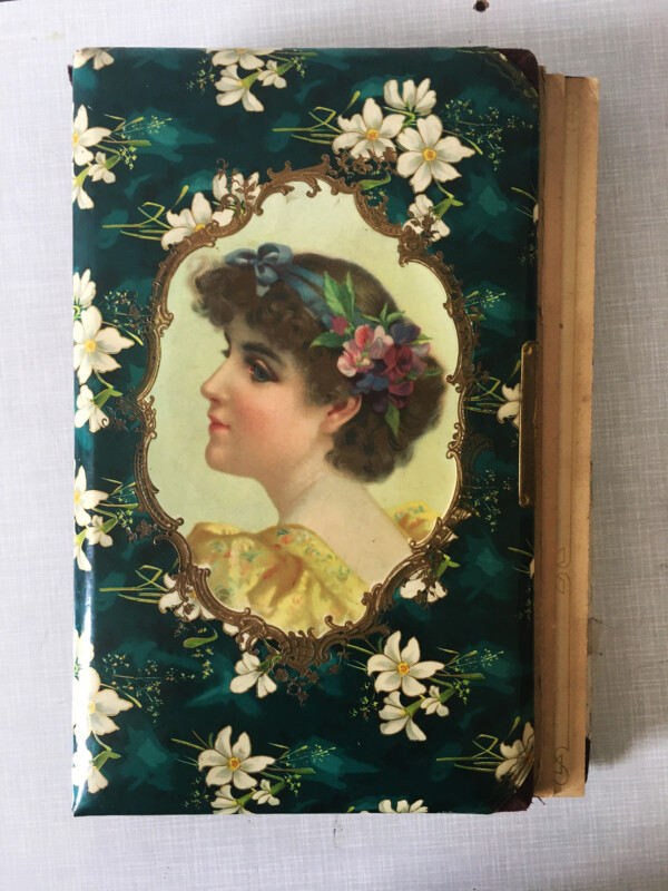 Viktorianisches Fotoalbum
