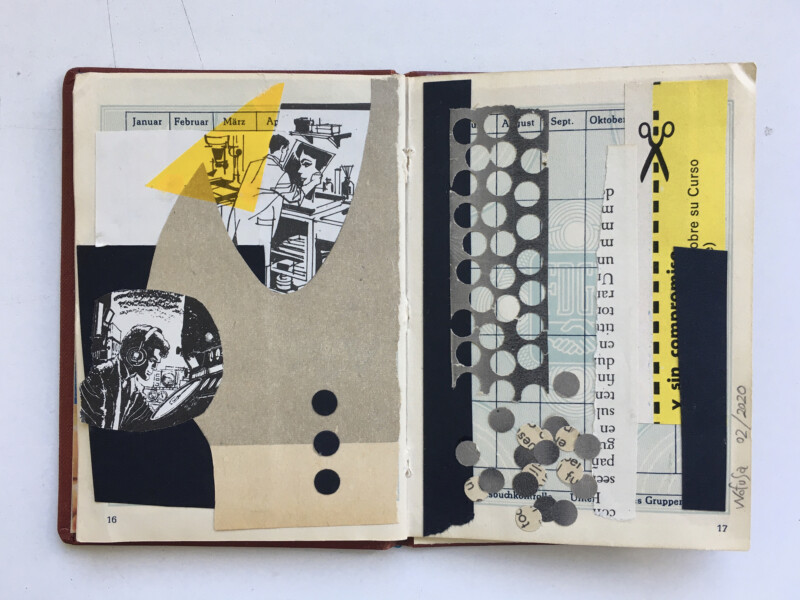 Add and PASSport Project by Geronimo Finn 2019 - 2020 - page by WOFUSA Collage