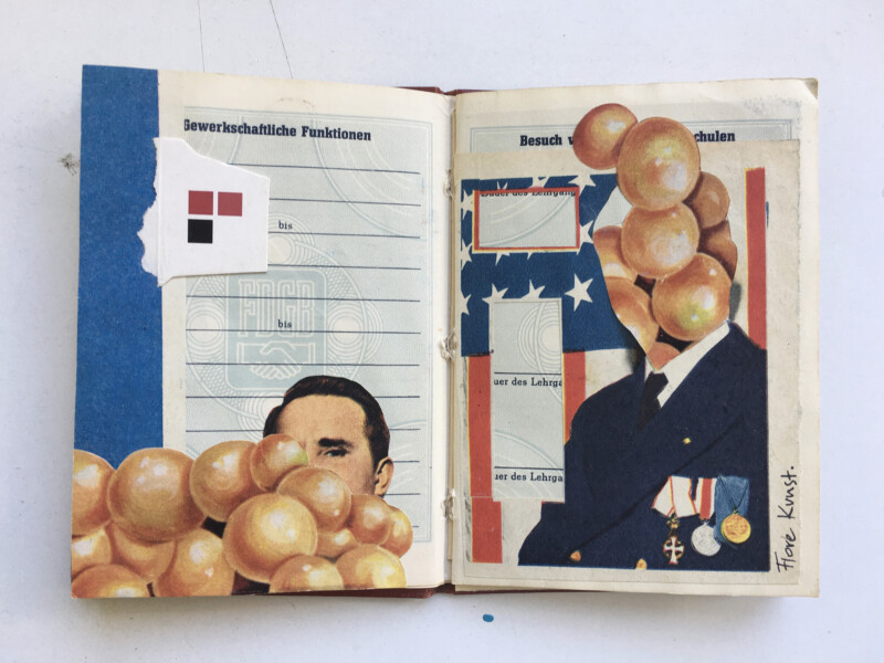 Add and PASSport Project by Geronimo Finn 2019 - 2020 - page by Flore Kunst