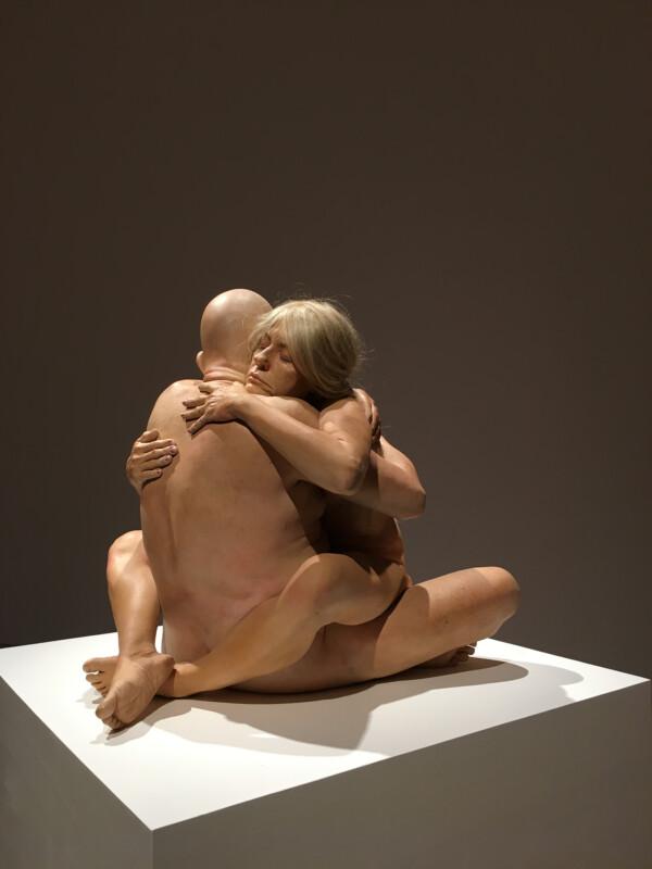 Marc Sijan - Embrace - 2014 - Osthaus Museum Hagen - Lebensecht