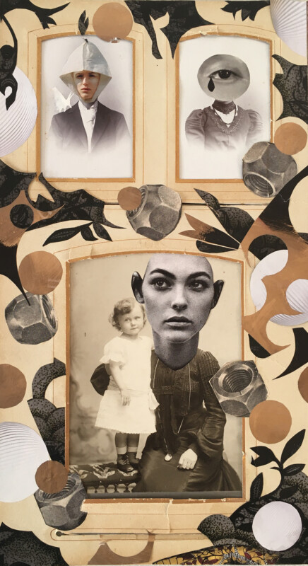 No106 Sabine Remy and Lynn Skordal - Family Album - 2020